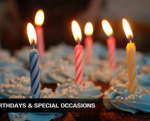events - birthdays