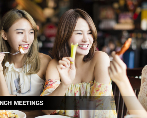 events - lunch meetings